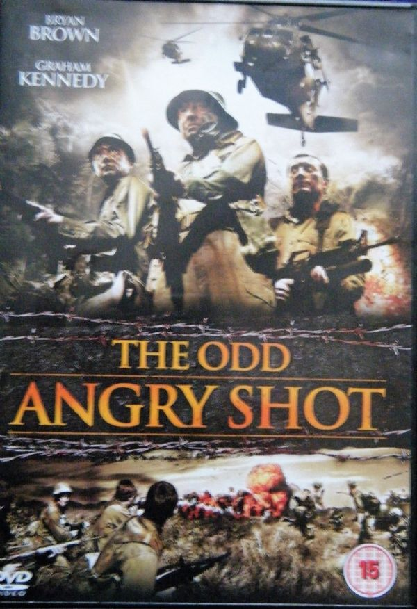 The Odd Angry Shot DVD 2009 (NEW N SEALED)